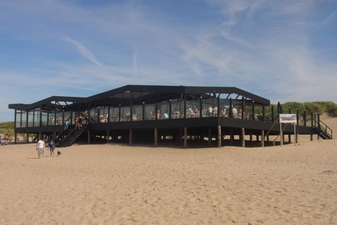 Cadzand-Bad - Strandpavillon DOK 14