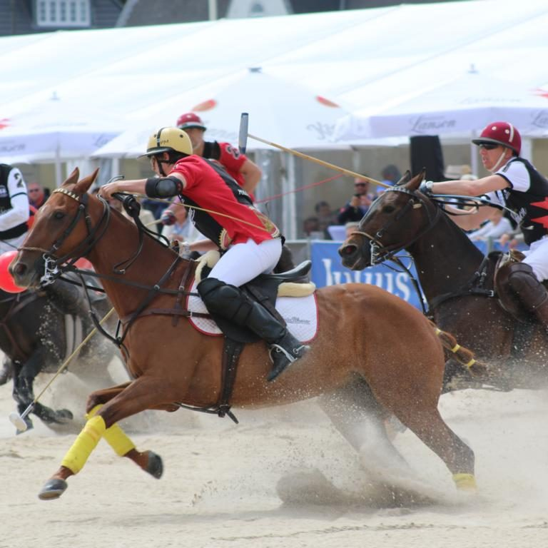 Scapa Sports Beach Polo Knokke-Heist