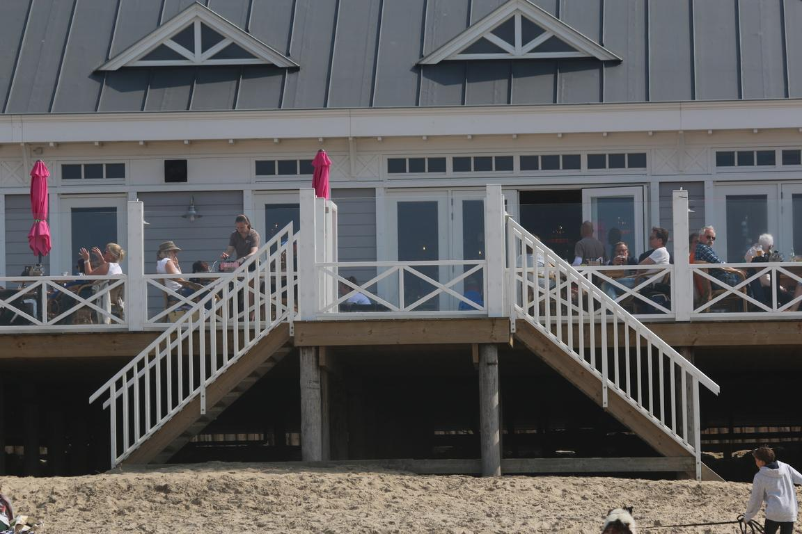 Strandpavillon Caricole
