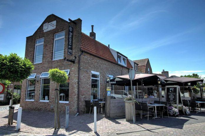Groede - Eetcafe Pension 't Overleg