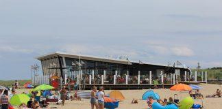 Groede - Strandpavillon PUUR