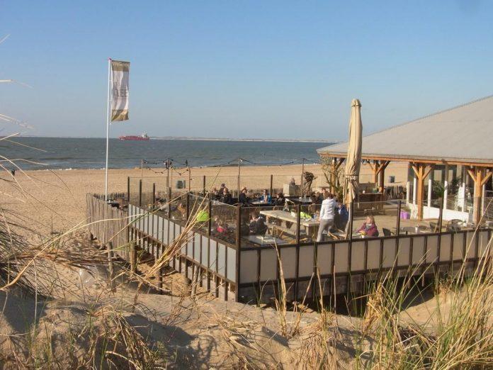 Groede aan Zee-Strandpavillon