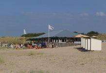 Groede: Strandpavillon Groede aan Zee