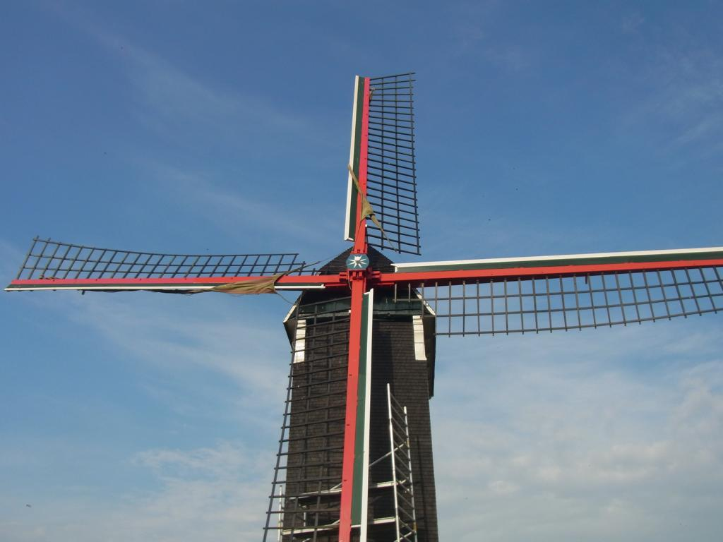 Windmühle in Retranchement