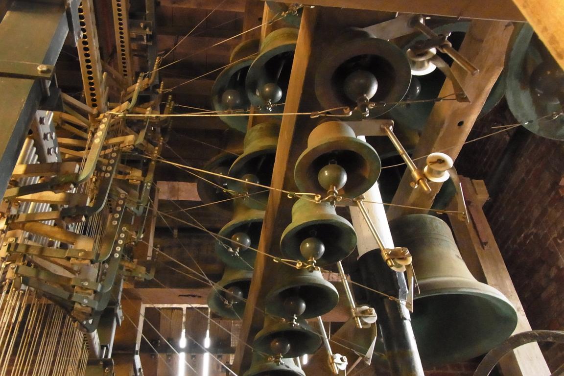 Carillon-Glocken Sluis
