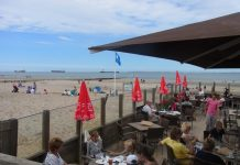 Strandpavillon `t halve Maentje