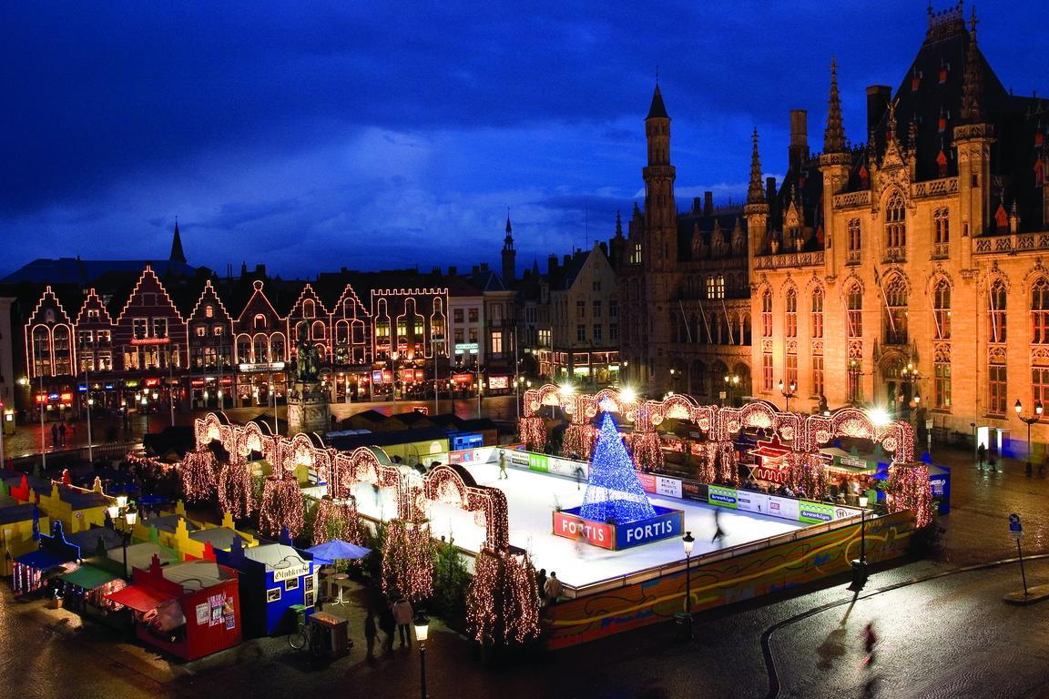 Weihnachstmarkt in Brügge