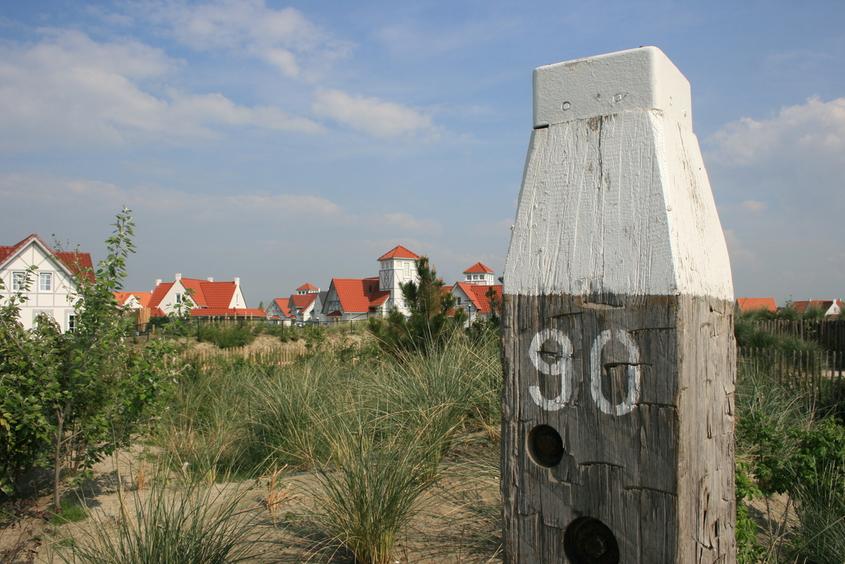 """450 komfortable und moderne Villen, Ferienhäuser und Bungalows erwarten Cadzand-Urlauber im Ferienpark """"Noordzee Residence Cadzand-Bad"""""""
