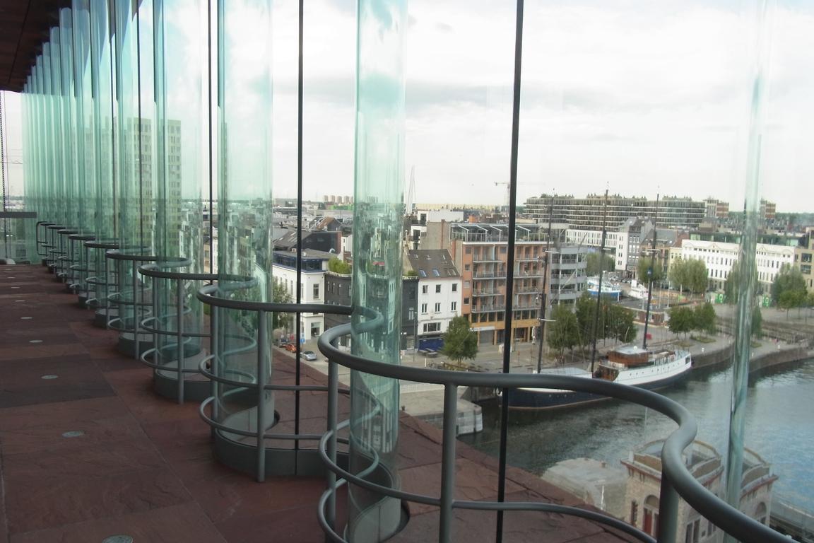 MAS - Ausblick von Galerien