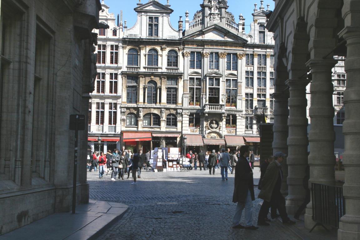 Bei individuellen Führungen und Touren Brüssel kennenlernen
