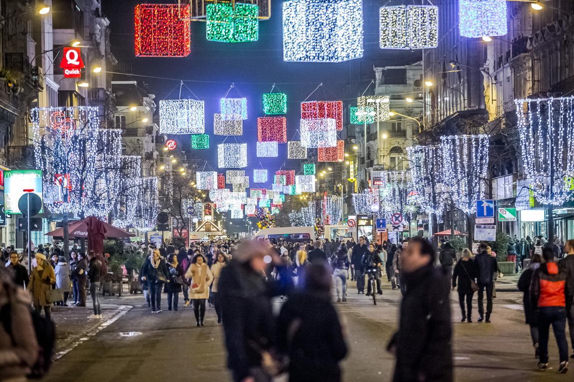 Winterwunder Brüssel
