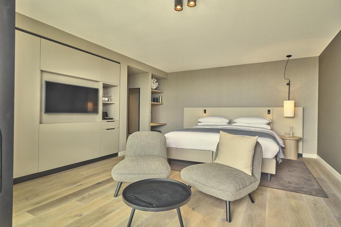 Cadzand-Bad - Hotel De Blanke Top