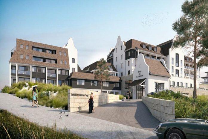Cadzand-Bad: Hotel De Blanke Top