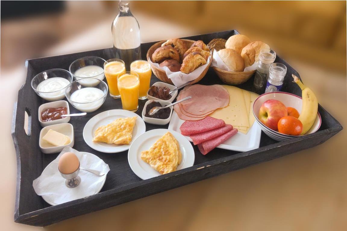Hotel Bruist Cadzand-Bad - Frühstück