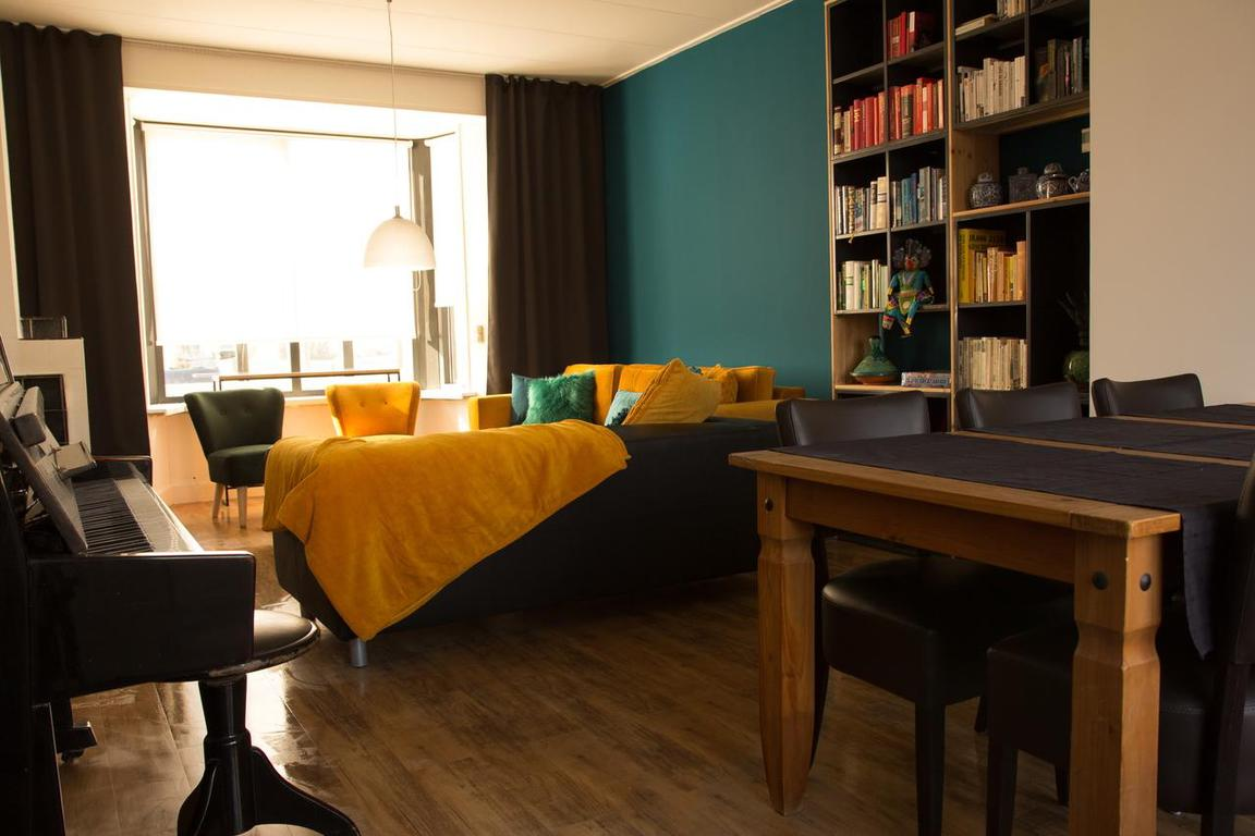 Hoztel Bruist Cadzand-Bad - Lounge
