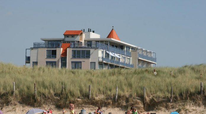 """""""Beach Hotel & Spa Noordzee"""" in Cadzand-Bad"""