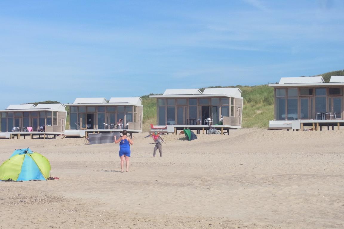 Schlafen am Cadzand-Strand: Molecaten park Hoogduin