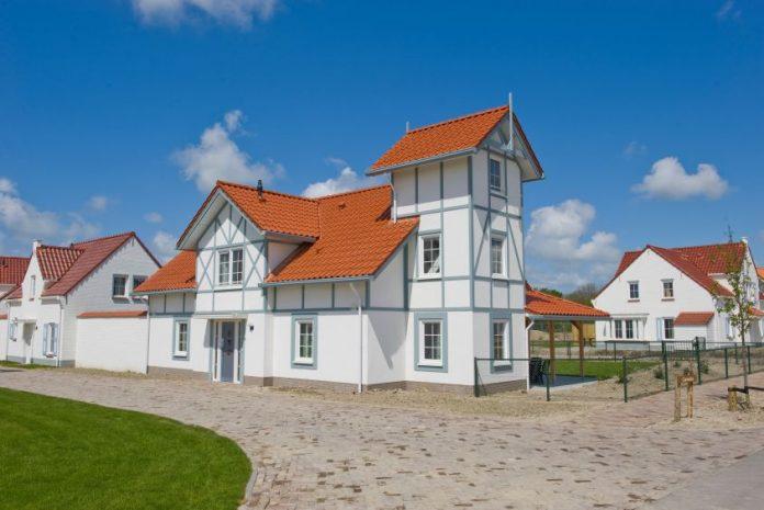 Maximaler Platz für drei Familien: Villa Typ GB15 in der