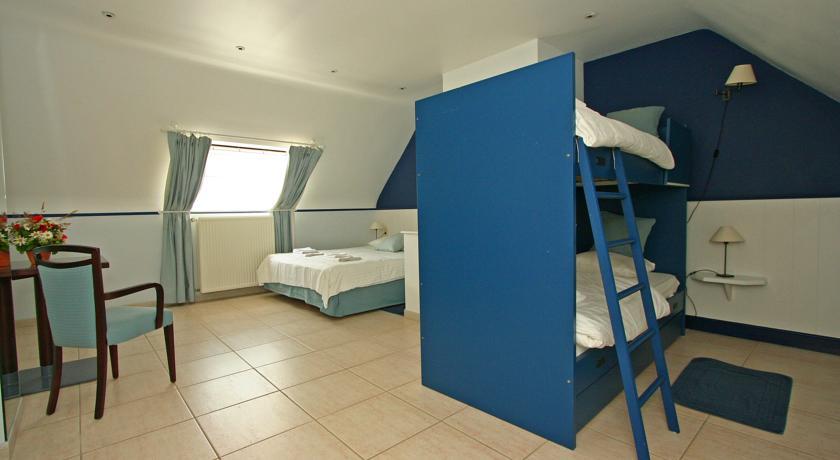 """Ferienwohnungen auf dem """"Hoeve Hazegras"""": 4-Bett-Zimmer"""
