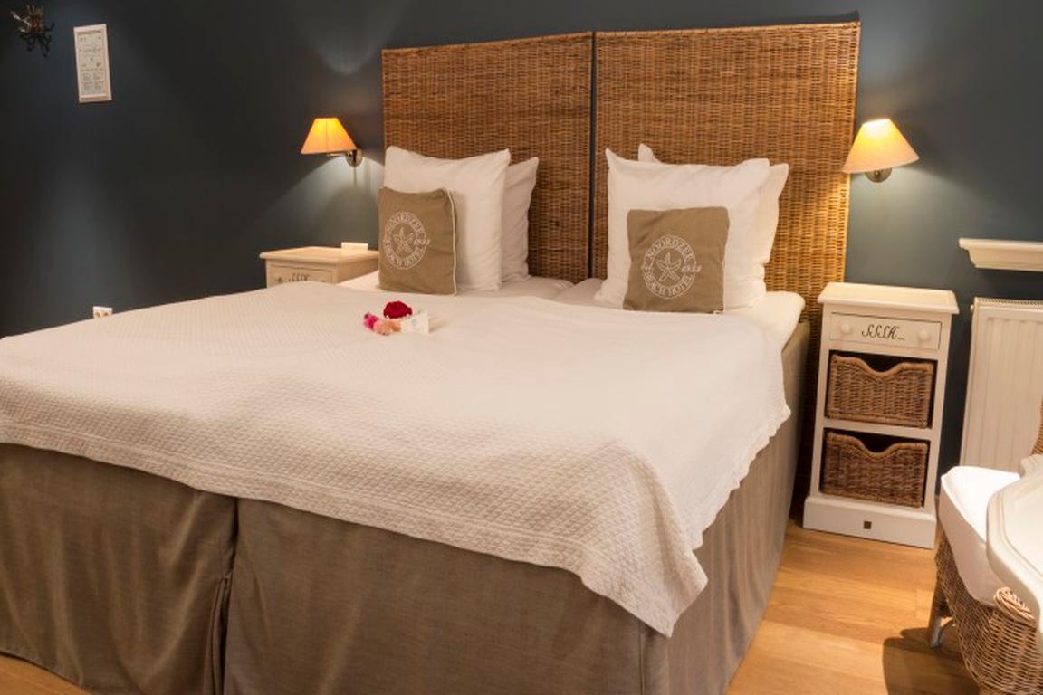 """Bondi Beach""-Doppelzimmer ""Beach Hotel & Spa Noordzee"""