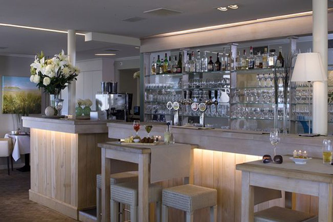 "Bar im Hotel ""de Wielingen"" Cadzand-Bad"