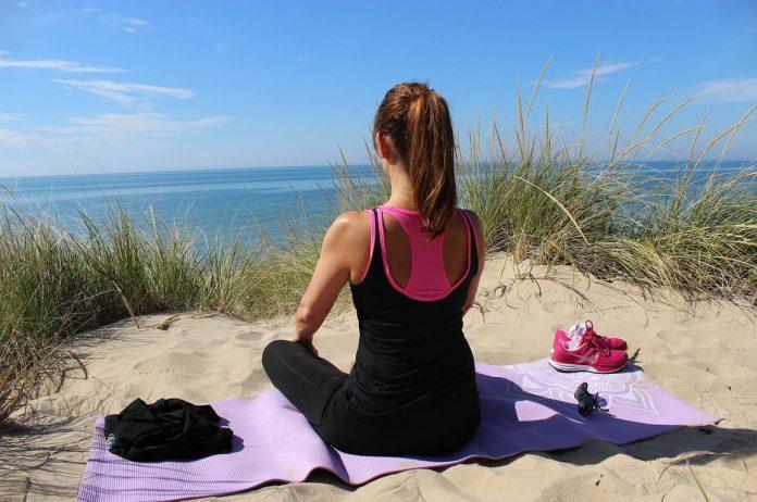 Yoga in Cadzand