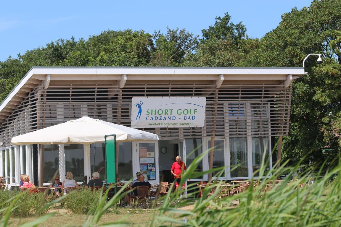 Shortgolf -Anlage Cadzand-Bad
