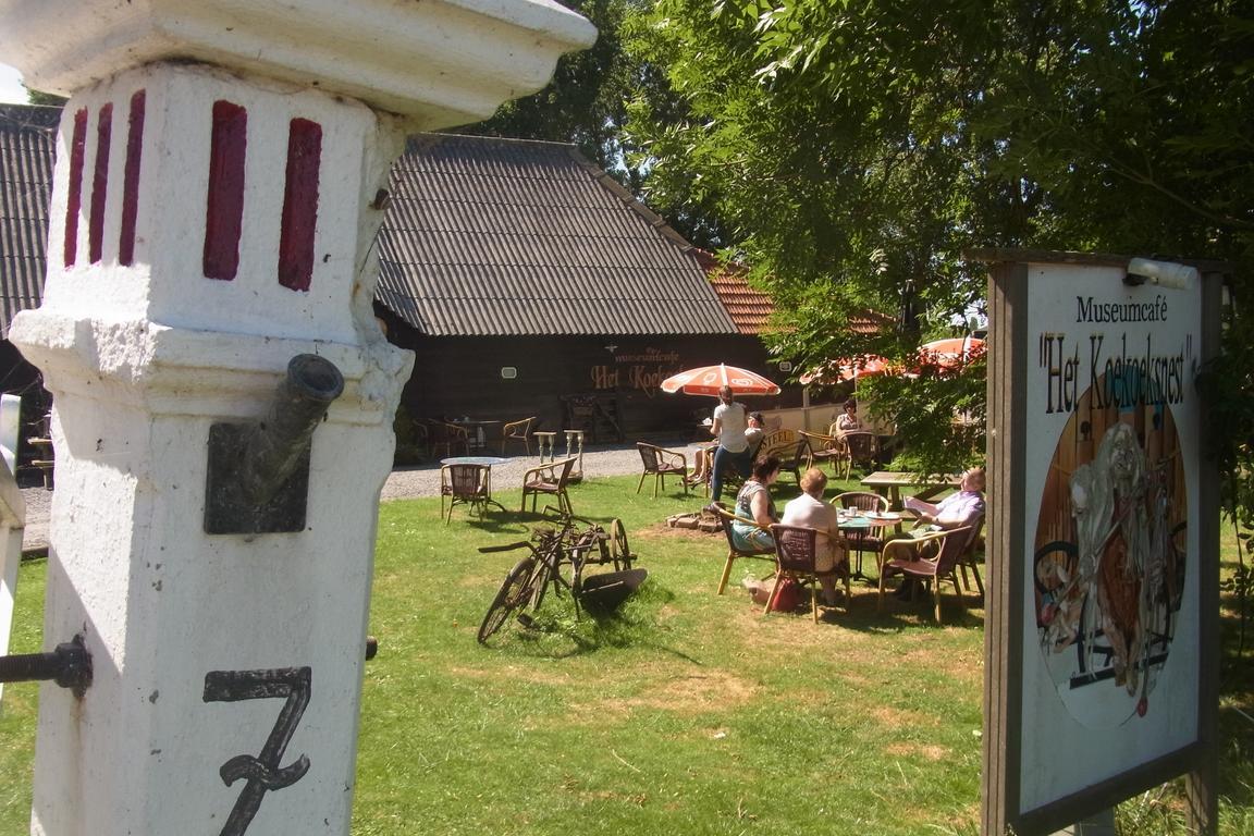 """Ausflugsziel """"Het Koekoeksnest"""" bei Nieuwvliet"""