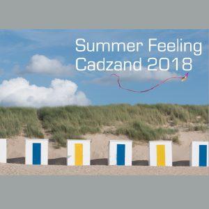 Summer-Feeling-Cadzand-Bad-Fotokalender 2018