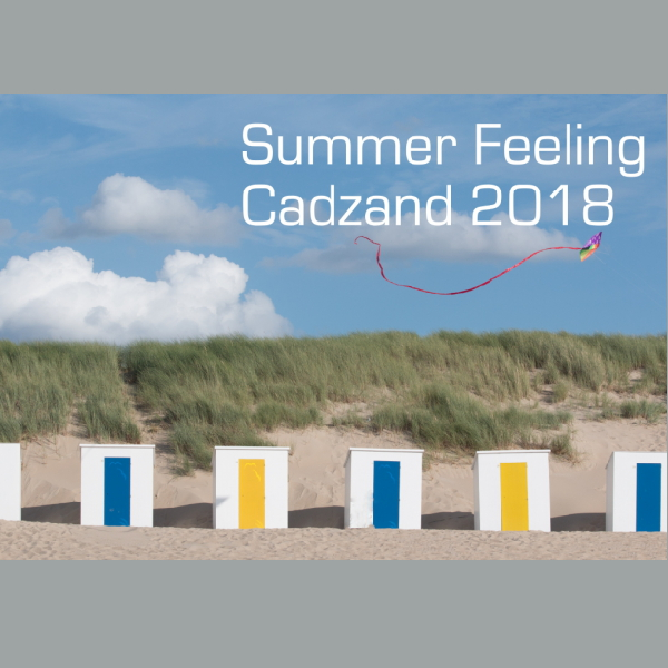 Summer-Feeling-Cadzand-Bad-Fotokalender 2018