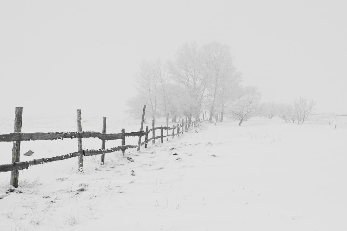 Winter bei Cadzand-Bad