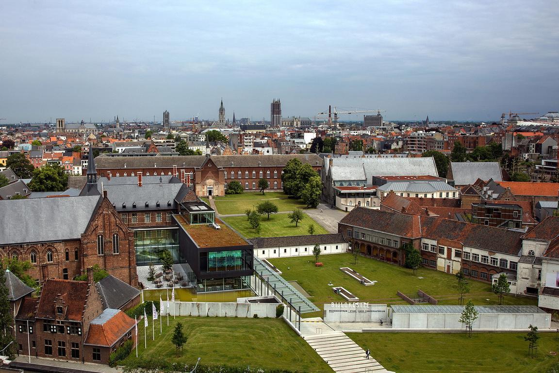 STAM-Museum Bijloke-Gelände Gent
