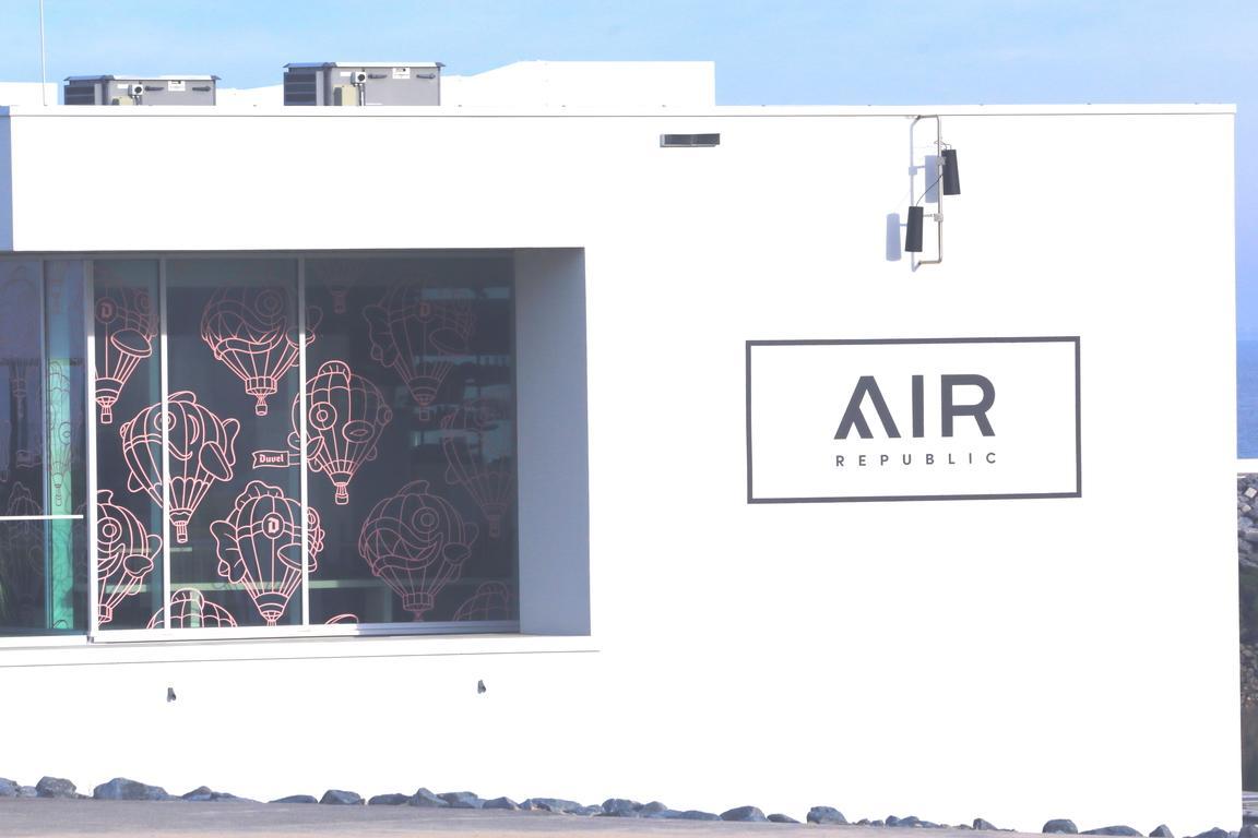 Cadzand-Bad: AIRrepublic-Restaurant