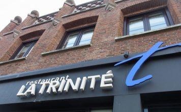 Gourmet-Restaurant in Sluis: La Trinité