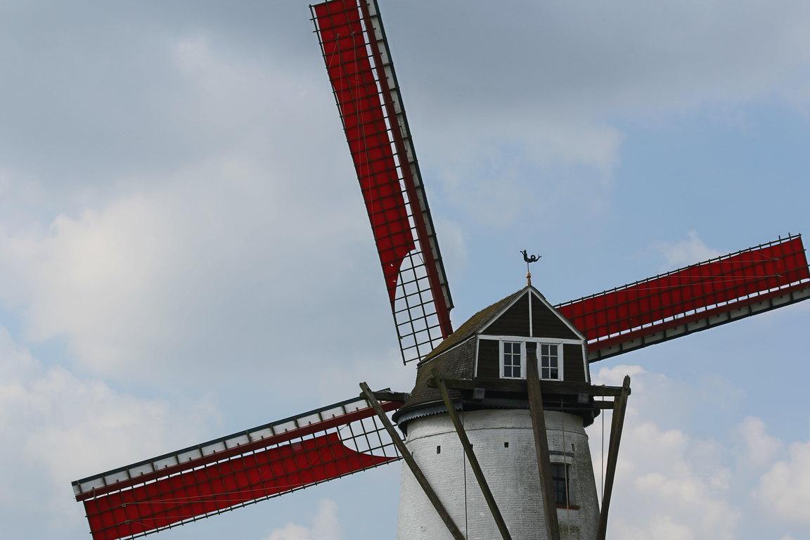 Schellemühle im belgischen Dammeme