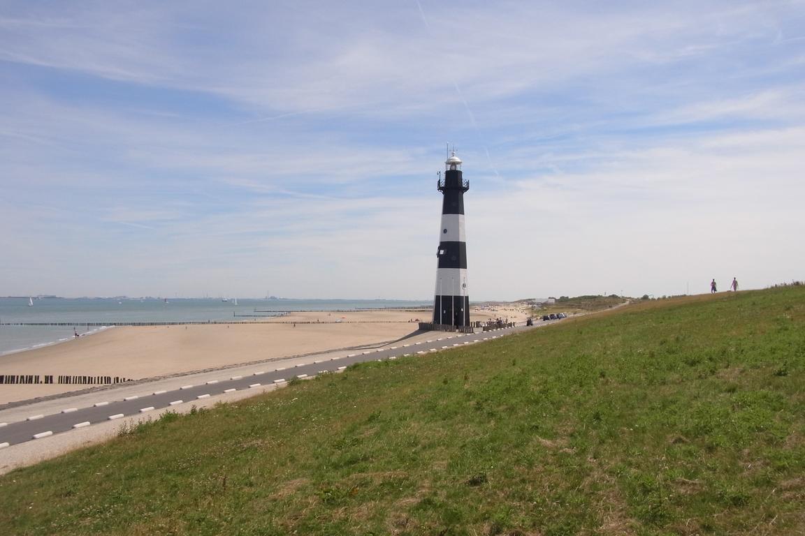 """Love-Location Leuchtturm Breskens: """"Nieuwe Sluis"""""""