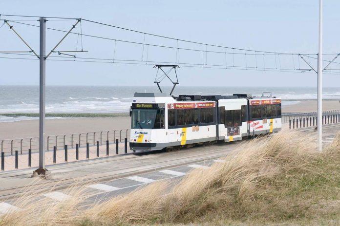 De Kusttram - Belgiens Küsten-Straßenbahn