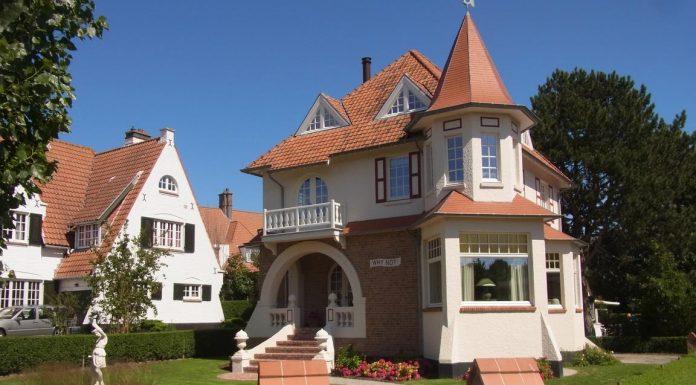 """""""Concessie""""-Villa in De Haan"""