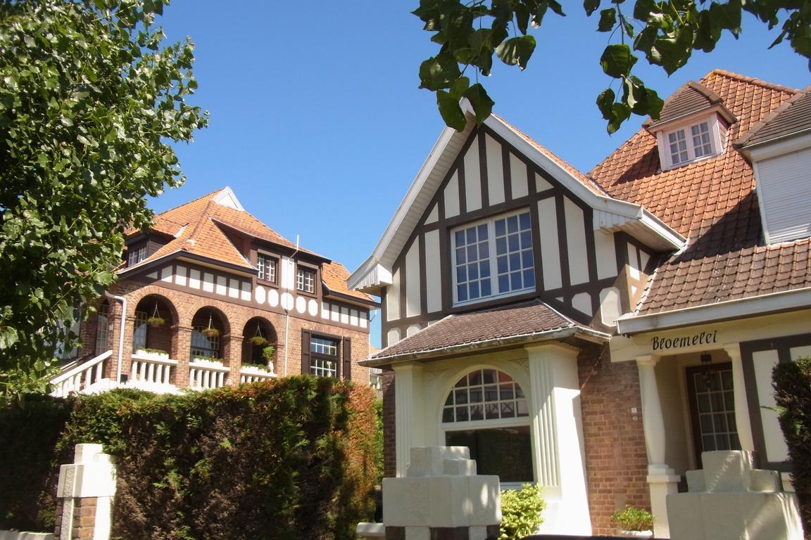 Belle-Epoque-Villa De Haan