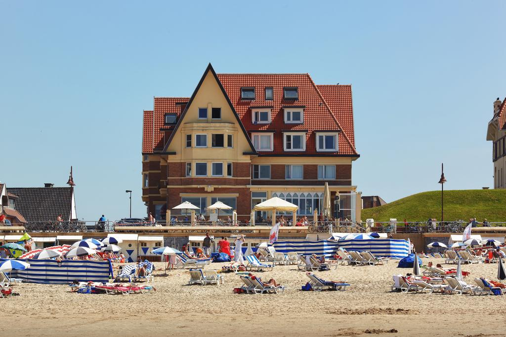 "Beach-Hotel ""Auberge du Roi"" De Haan"