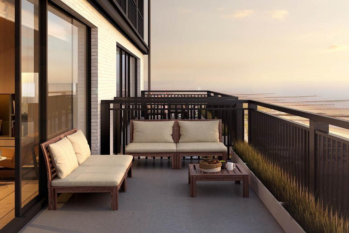 """Luxus-Appartement in der """"Strandresidentie"""":"""
