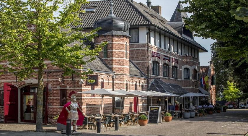 """Hotel """"Rudanna Castra"""" in Aardenburg"""