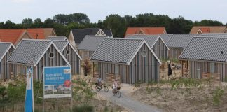 Beach Resort Niewuvliet-Bad:
