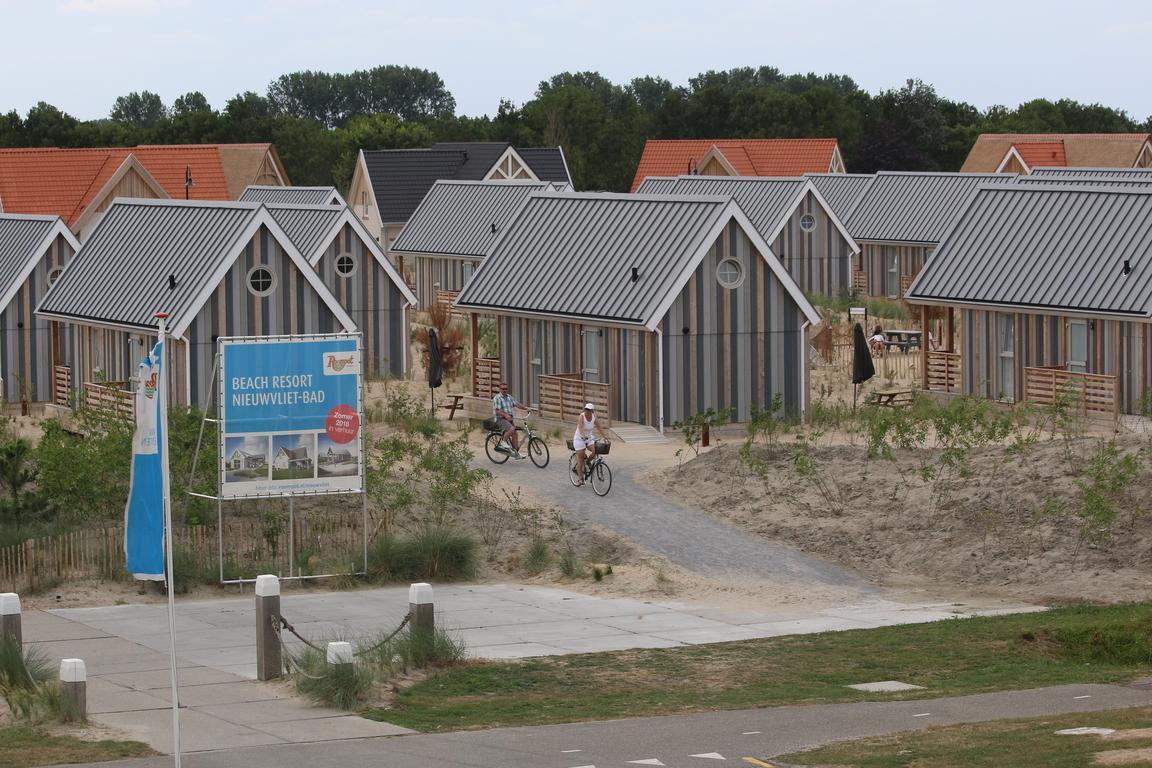 Beach Resort Niewuvliet-Bad:
