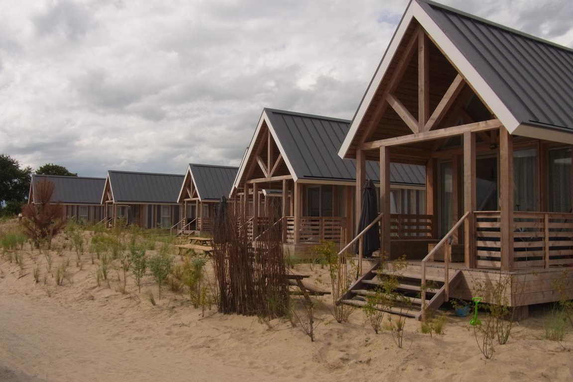 "Beach Resort Nieuwvliet-Bad: ""Beach Lodges"""
