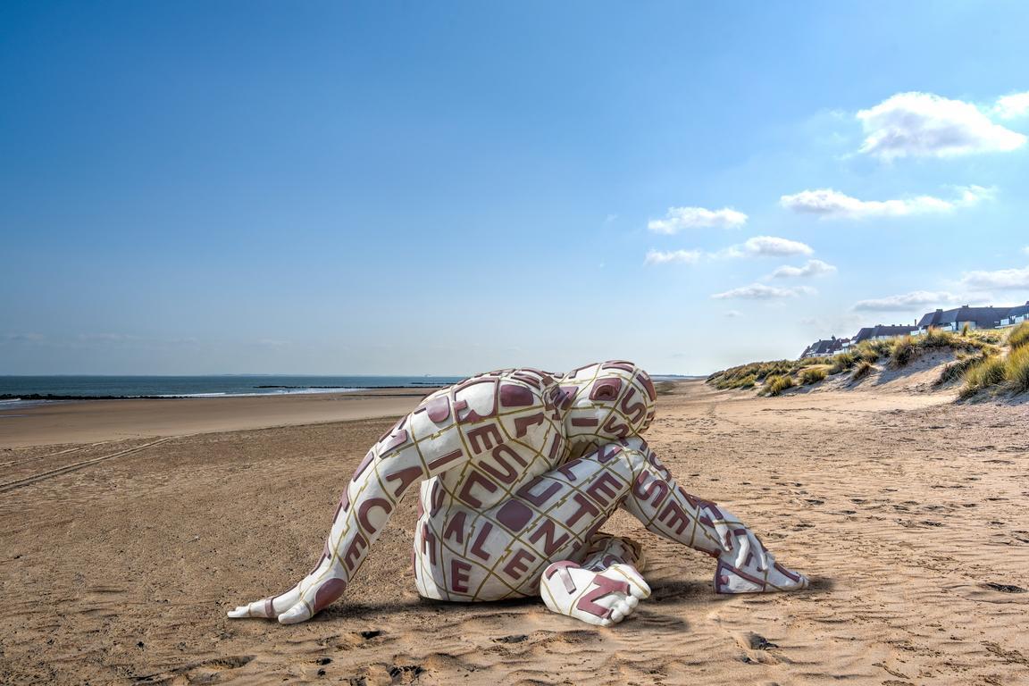 """""""Sculpture Link"""" Knokke-Heist 2018"""