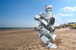 """Outdoor-Kunstausstellung """"Sculpture Link"""" Knokke-Heist @ Knokke-Heist"""