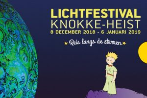 Lichtfestival Knokke-Heist @ Innenstadt Knokke-Heist