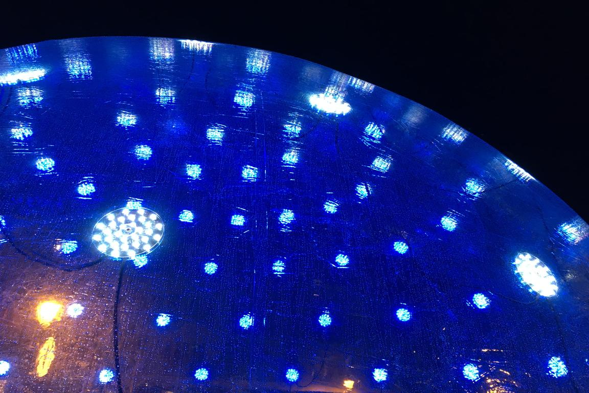 Knokke-Heist: Lichtkunstfestival