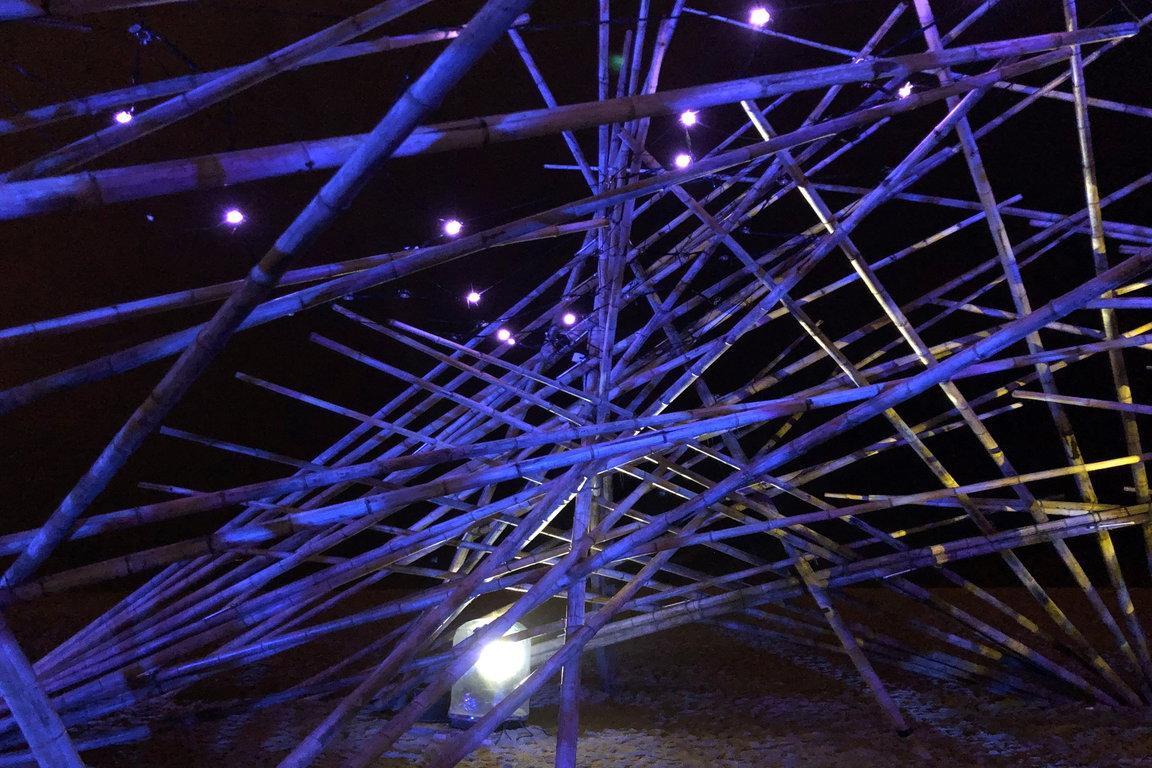Knokke-Heist: Light-Art-Festival